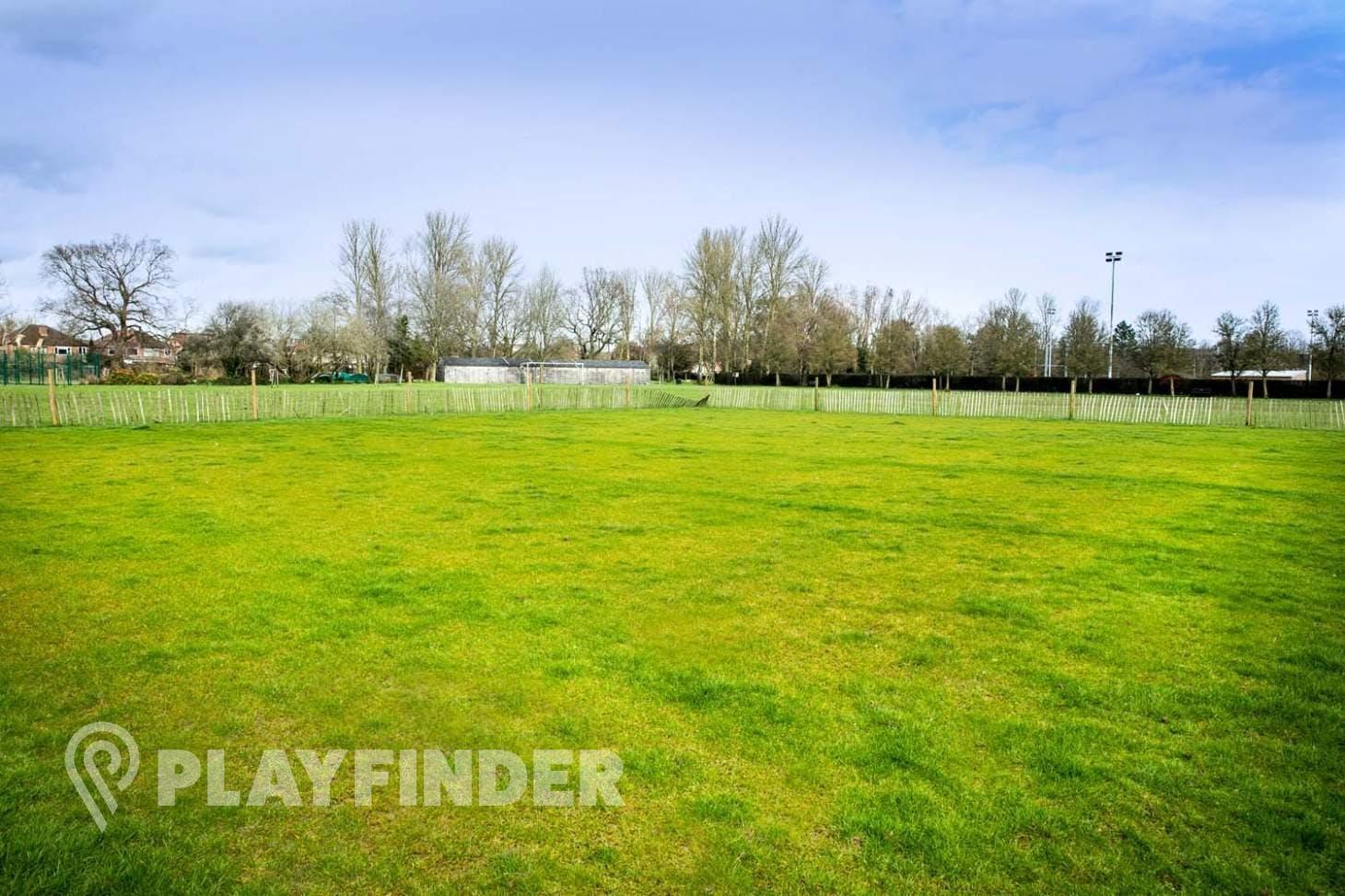 Perivale Park Full size | Grass cricket facilities