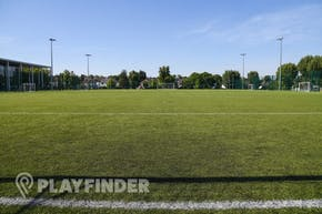 Capital City Academy | 3G astroturf Football Pitch
