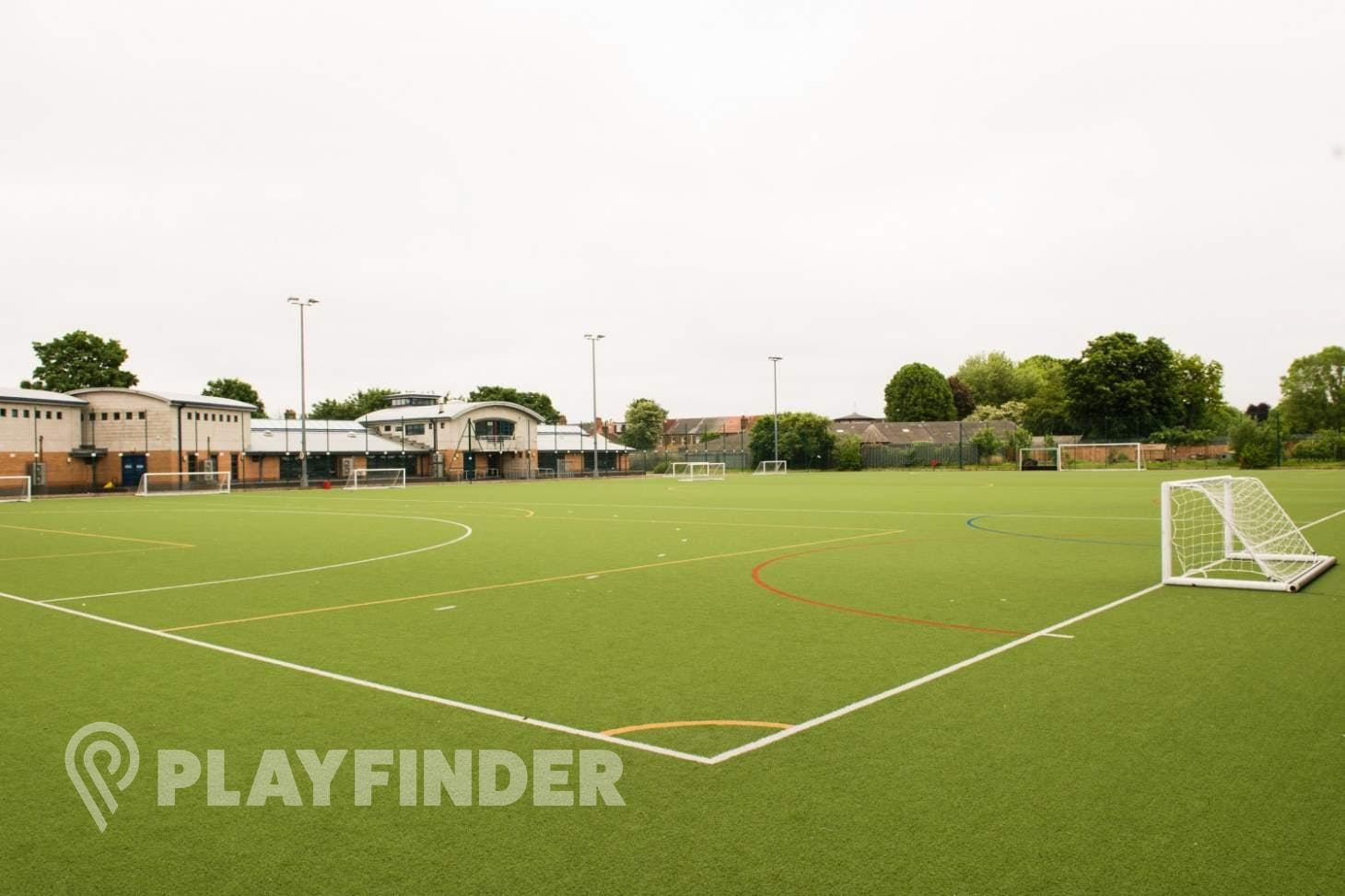 Featherstone Sports Centre 11 a side | Astroturf football pitch