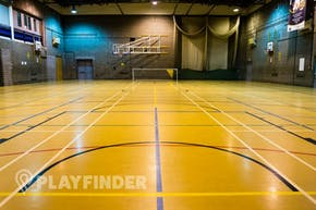 Harris City Academy Crystal Palace | Indoor Netball Court