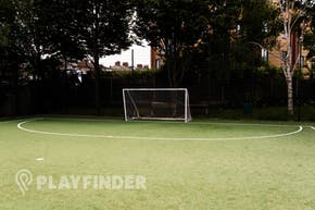 Marcus Lipton Community Enterprise | Astroturf Football Pitch