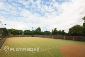 Rocks Lane Barnes | Astroturf Netball Court