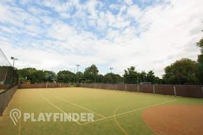 Rocks Lane Barnes | Astroturf Netball Court