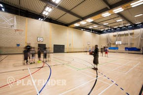 Brentside High School | Indoor Football Pitch