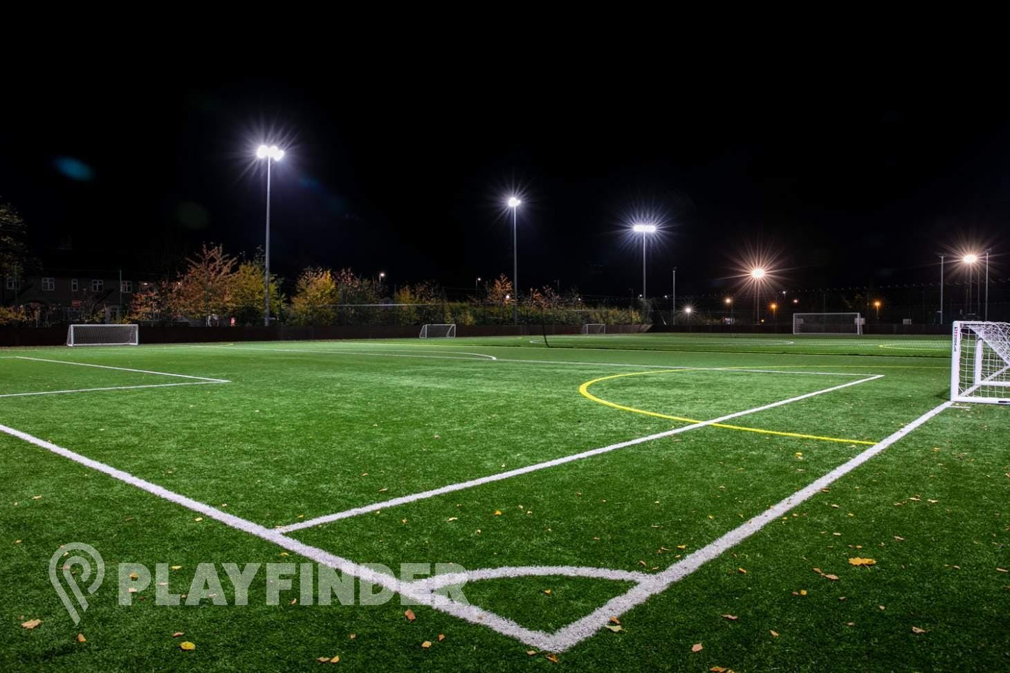 Brentside High School 11 a side | 3G Astroturf football pitch