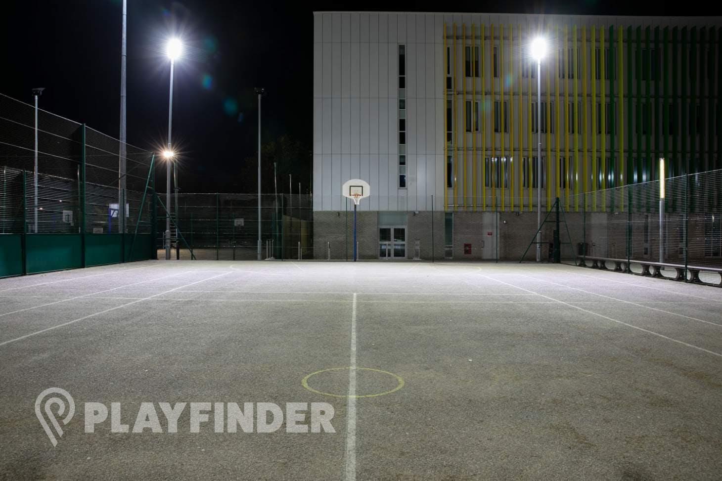 Brentside High School Outdoor | Hard (macadam) tennis court