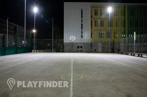 Brentside High School | Hard (macadam) Tennis Court