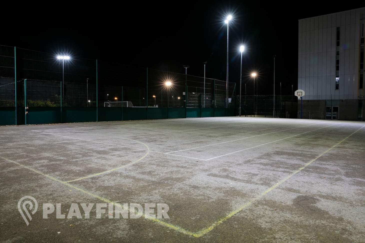 Brentside High School Outdoor | Hard (macadam) netball court