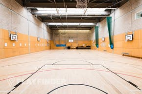 Haverstock School | Indoor Netball Court