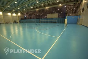 Barking Sporthouse | Indoor Netball Court