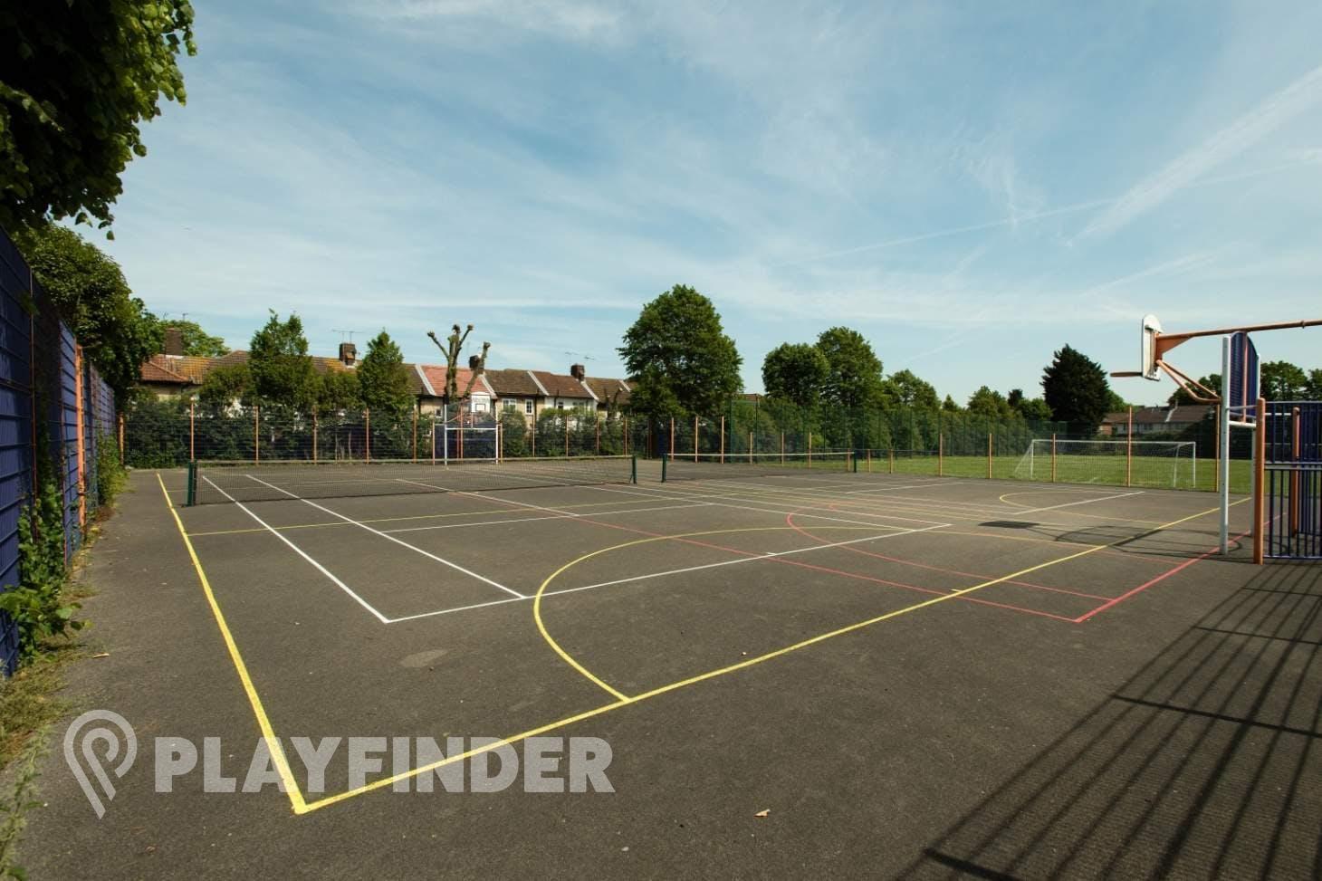 Burnt Oak Leisure Centre Outdoor | Hard (macadam) tennis court