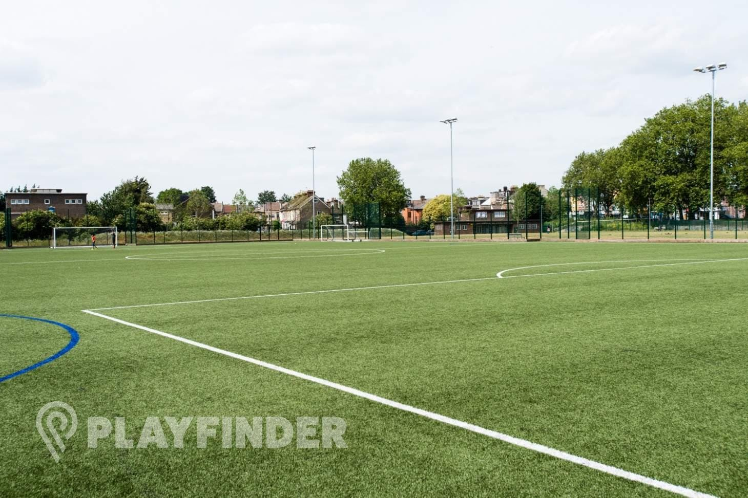 Draper's Field 7 a side | 3G Astroturf football pitch