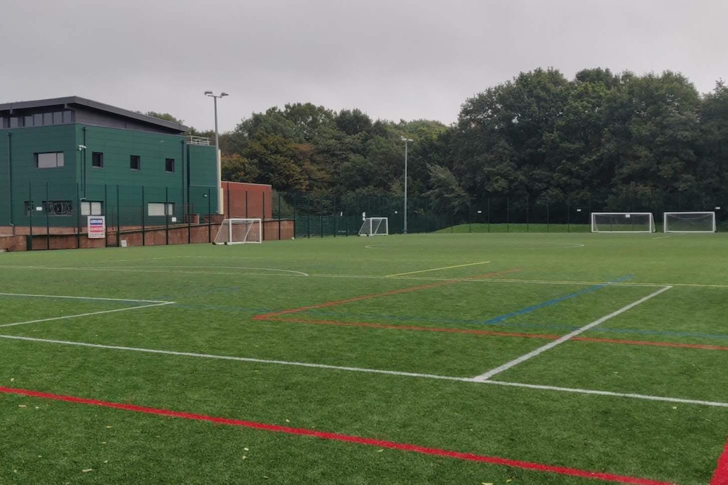 Darrick Wood School 5 a side | 3G Astroturf football pitch