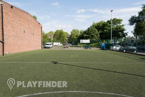 Chiswick School | Astroturf Football Pitch