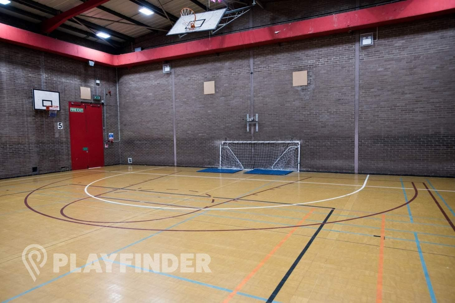 Chiswick School 5 a side | Indoor football pitch