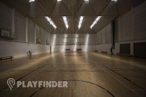 Acland Burghley School   Indoor Football Pitch