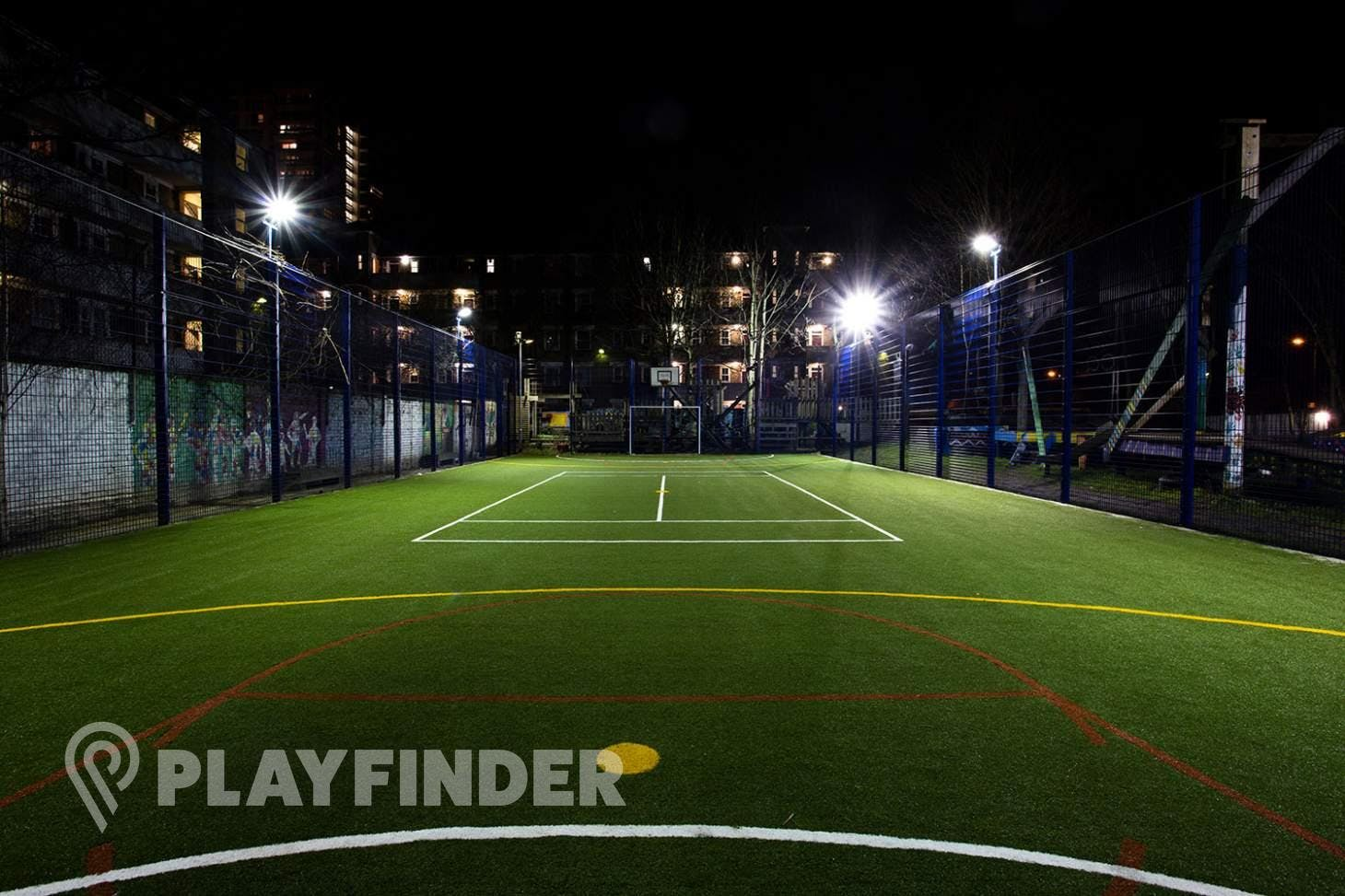 Bethwin Adventure 5 a side | Astroturf football pitch