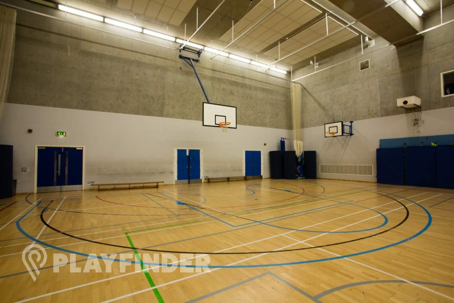 HAKA Sports Complex Indoor netball court