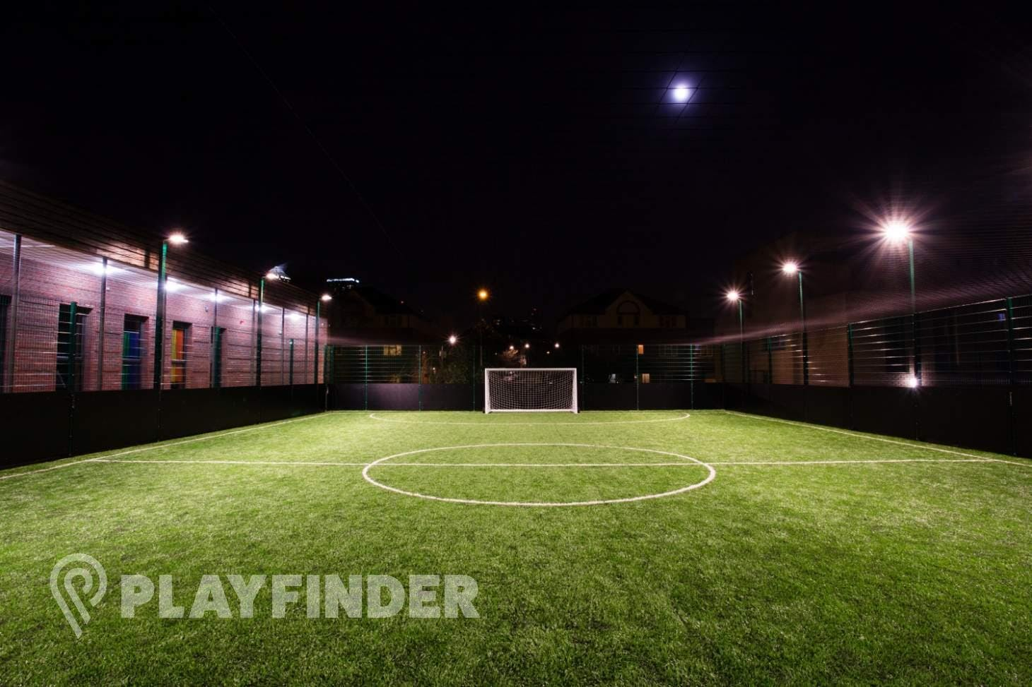 Canada Water Tiger Turf 5 a side | 3G Astroturf football pitch
