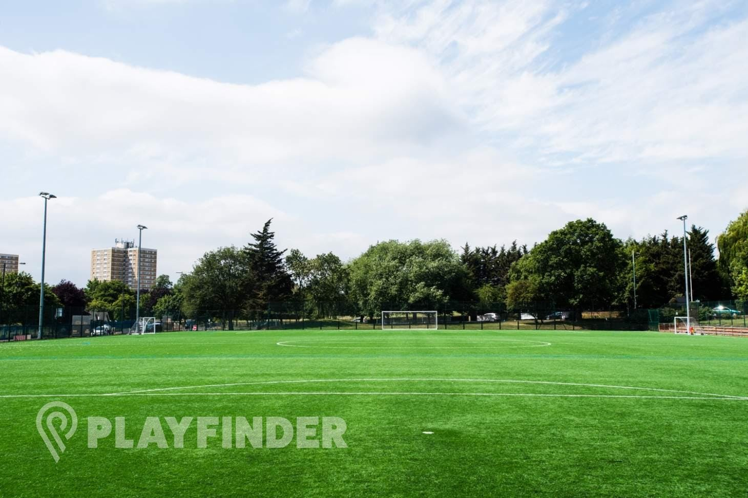 New River Sport & Fitness 11 a side | 3G Astroturf football pitch