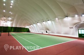 New River Sport & Fitness | Indoor Tennis Court