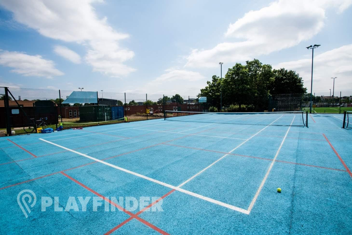 New River Sport & Fitness Outdoor | Hard (macadam) tennis court