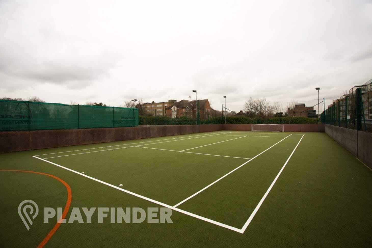 V Sports 5 a side | Astroturf football pitch