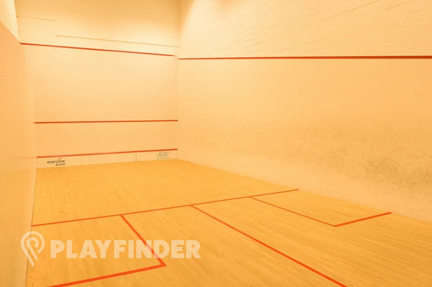Harrow Leisure Centre Indoor | Hard squash court