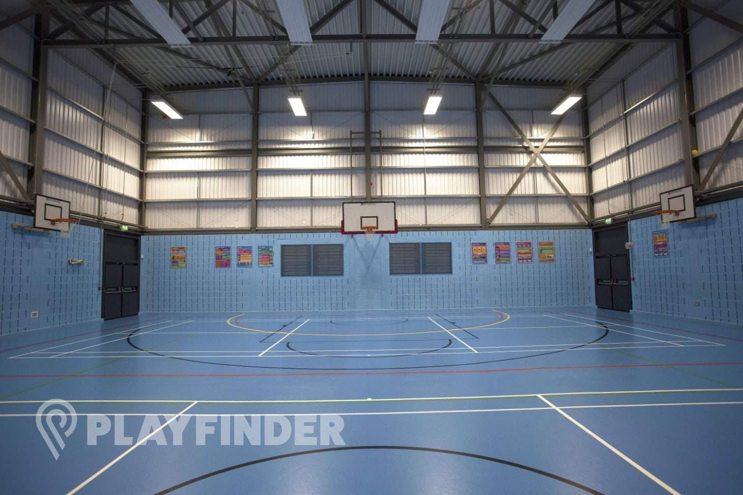 Archer Academy Indoor netball court