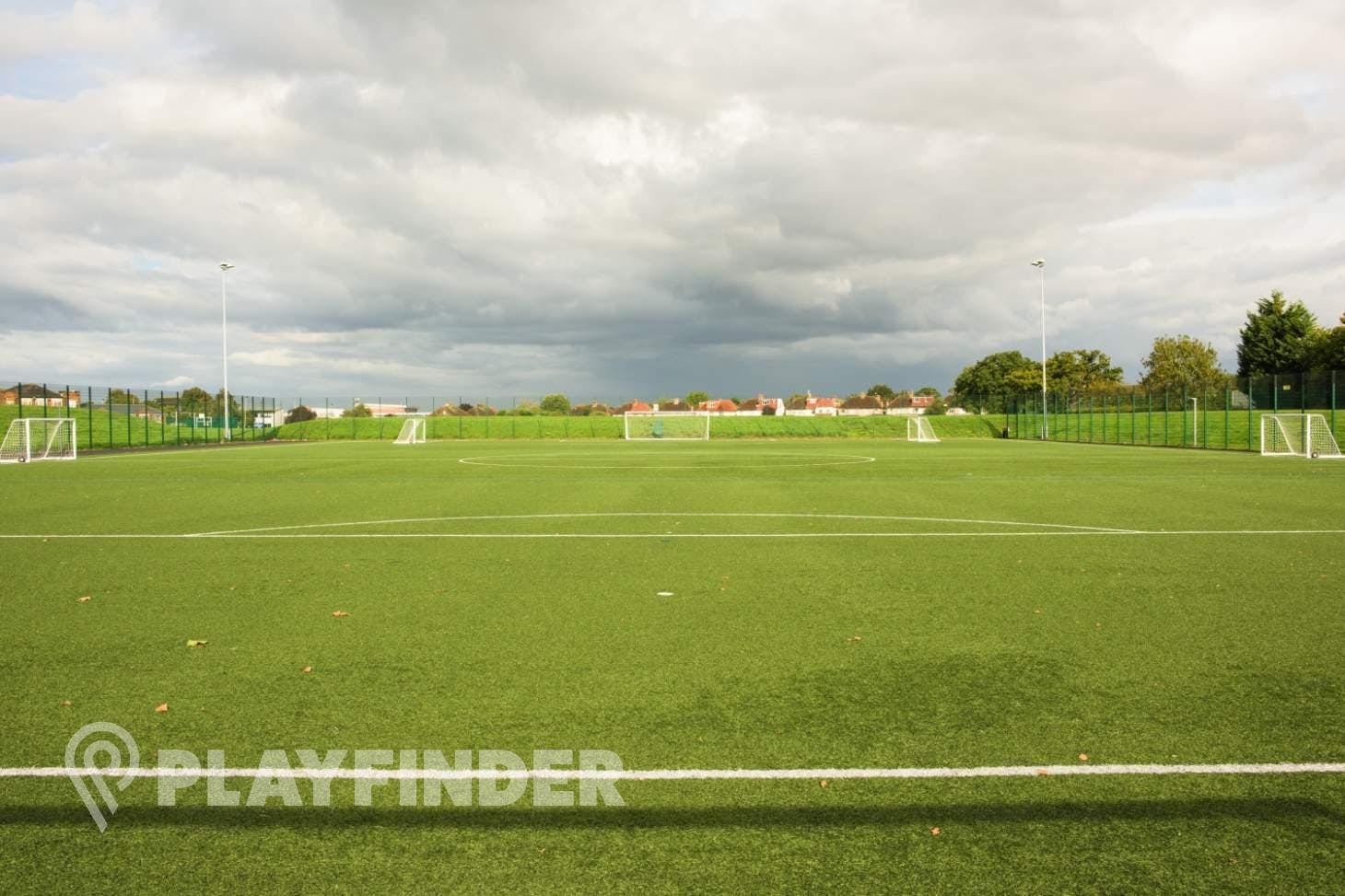 Vale Farm Sports Centre 11 a side | 3G Astroturf football pitch
