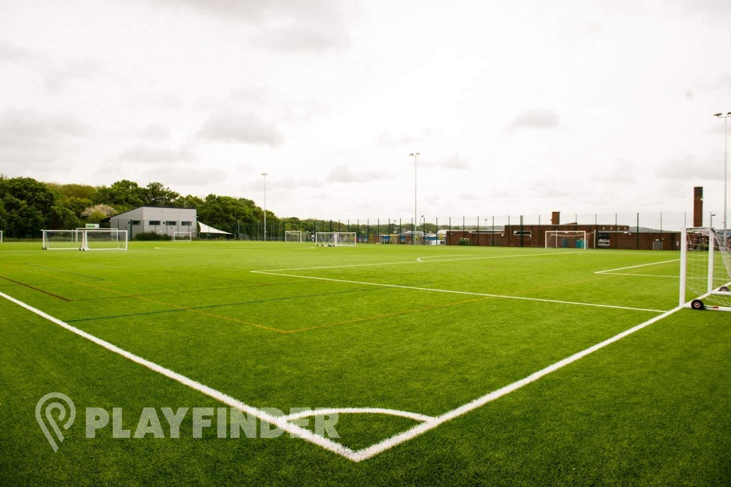Lea Manor Recreation Centre 11 a side | 3G Astroturf football pitch