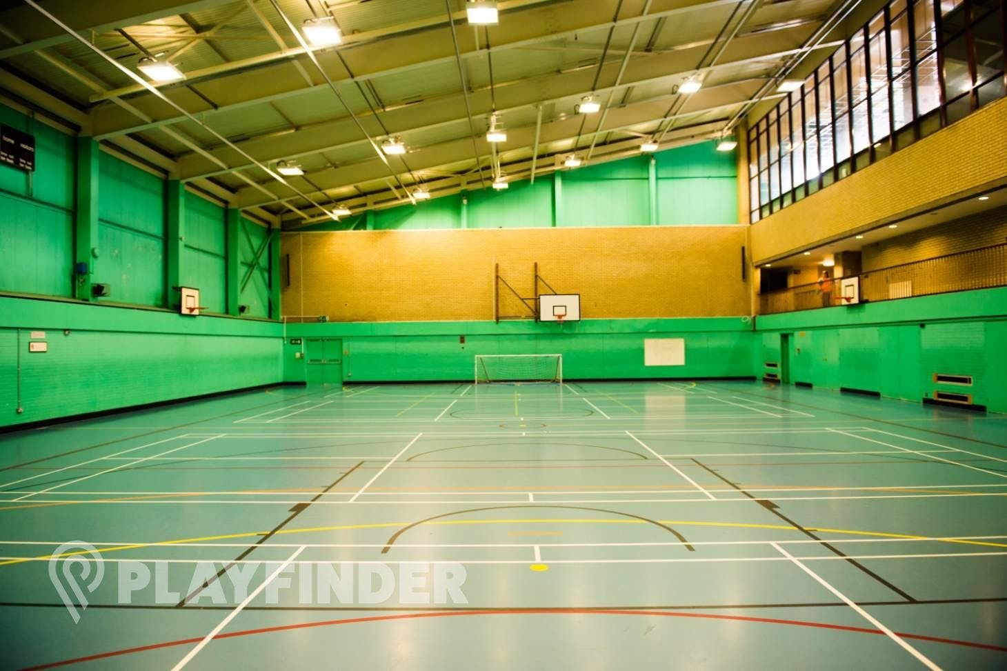 Lea Manor Recreation Centre Indoor netball court