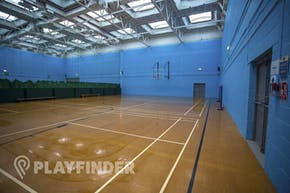 Finsbury Leisure Centre | Indoor Basketball Court