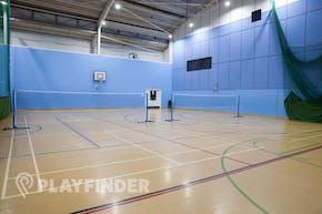 Burnt Oak Leisure Centre   Indoor Basketball Court