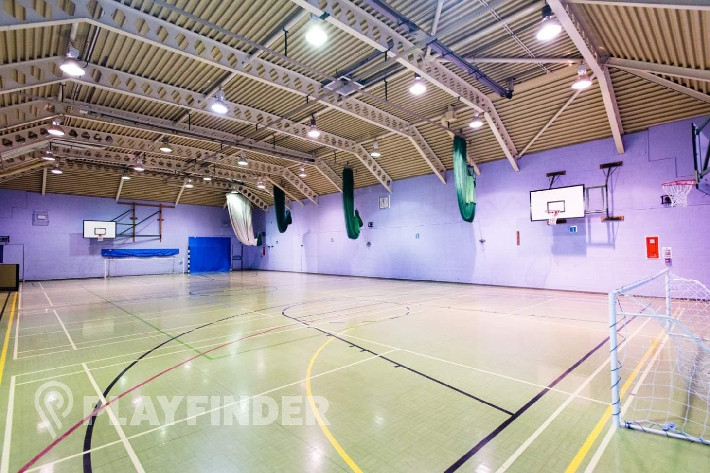 Roehampton Sports and Fitness Centre Indoor | Hard badminton court