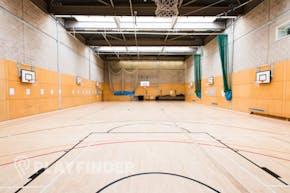 Haverstock School | Indoor Basketball Court