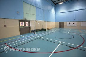 Sylvestrian Leisure Centre | Indoor Basketball Court