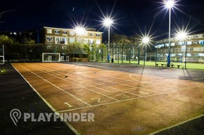 Clapham Sports Leagues | Hard (macadam) Netball Court