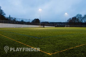 Middlesex University Sports Pitches | 3G astroturf Football Pitch