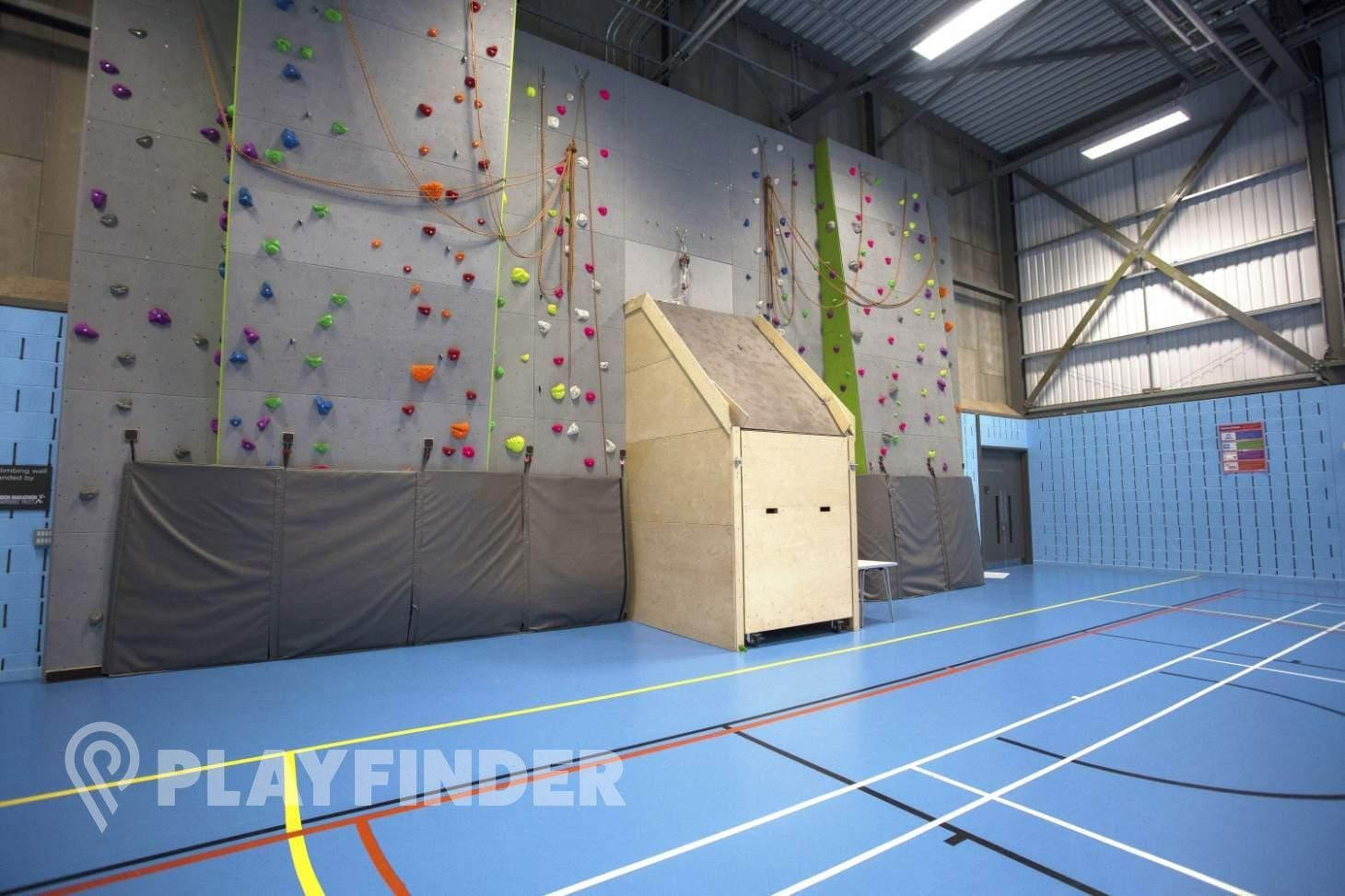 Archer Academy Indoor basketball court