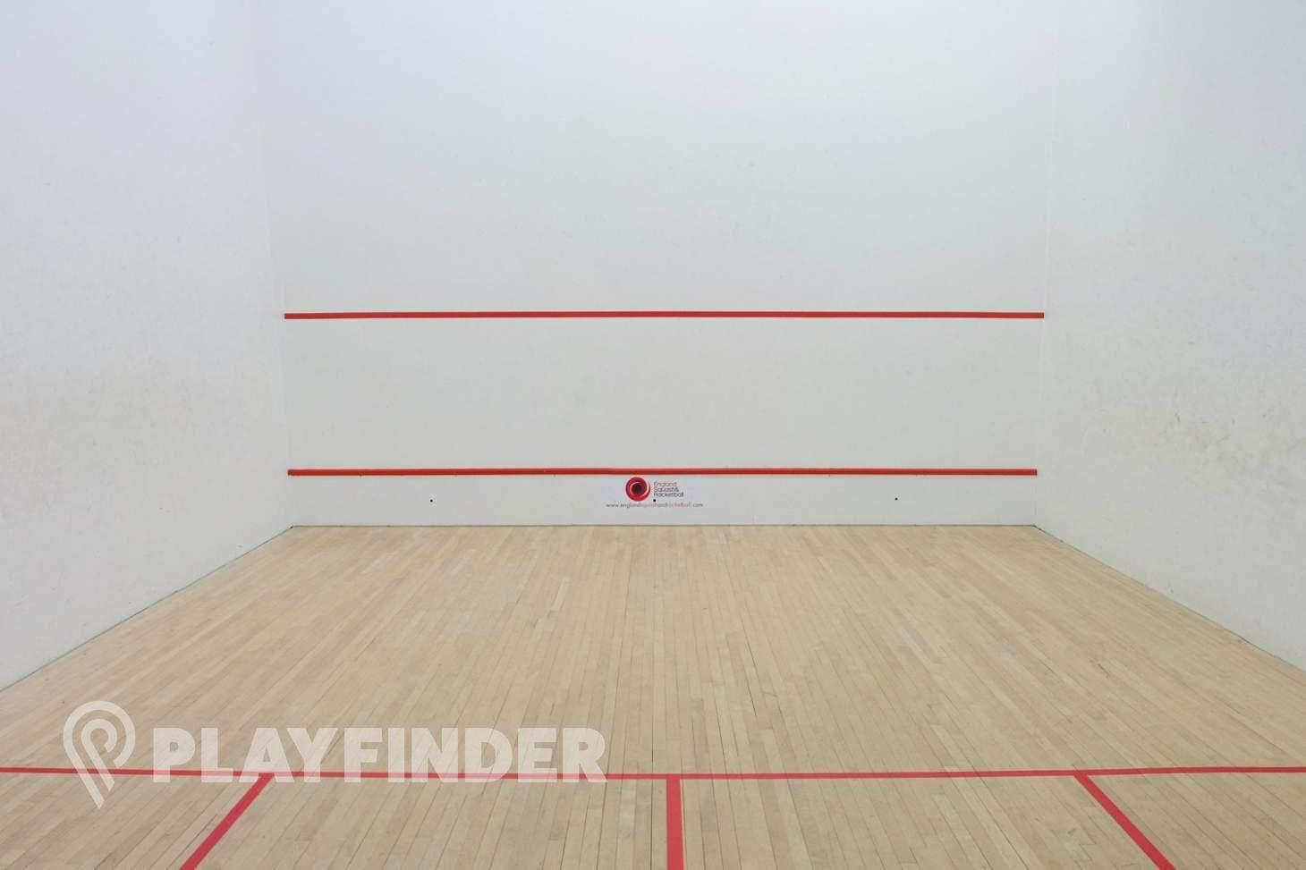 Batchwood Sports Centre Indoor | Hard squash court