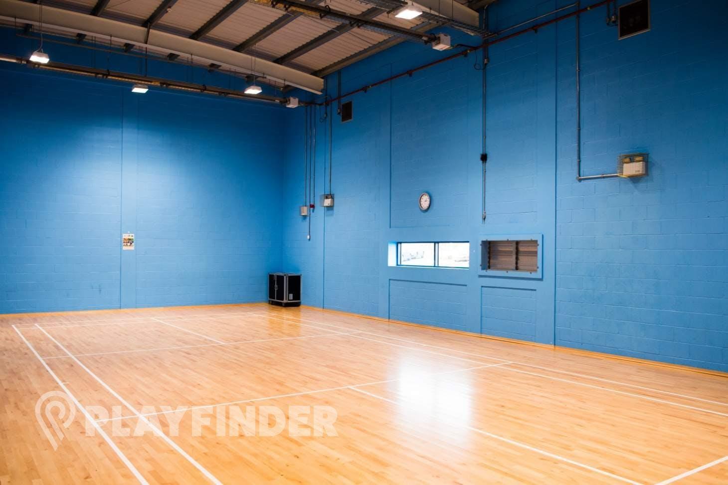 Cotlandswick Leisure Centre Indoor   Hard badminton court