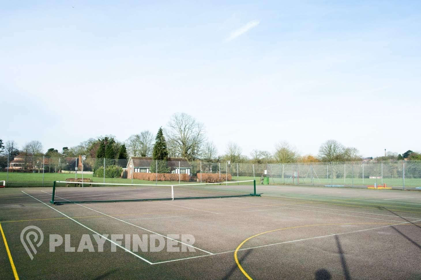 Abbey View Golf Course Outdoor | Hard (macadam) netball court