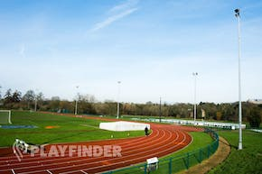 Abbey View Golf Course | Artificial Athletics Track