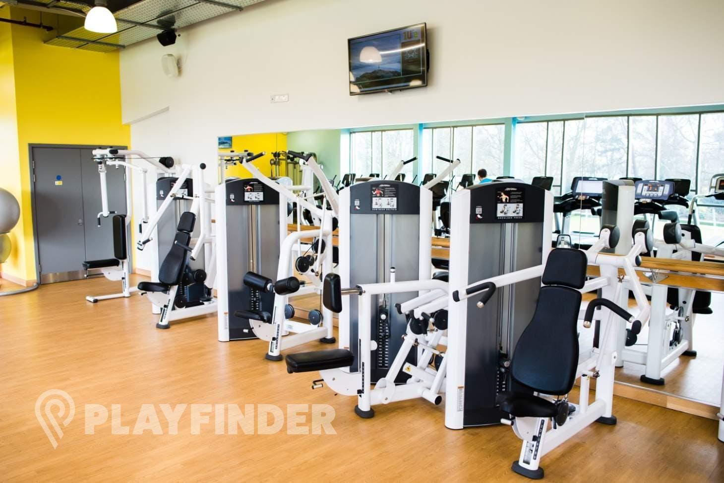Batchwood Sports Centre Indoor gym