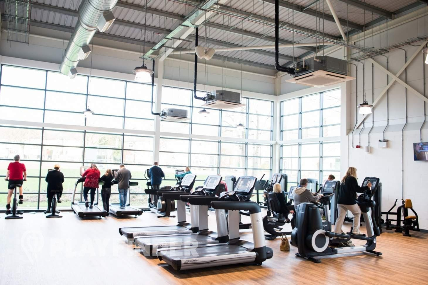 Cotlandswick Leisure Centre Indoor gym