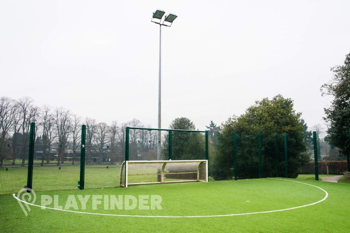Harpenden Sports Centre 5 a side   3G Astroturf football pitch
