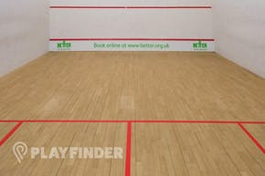 Walthamstow Leisure Centre | Hard Squash Court