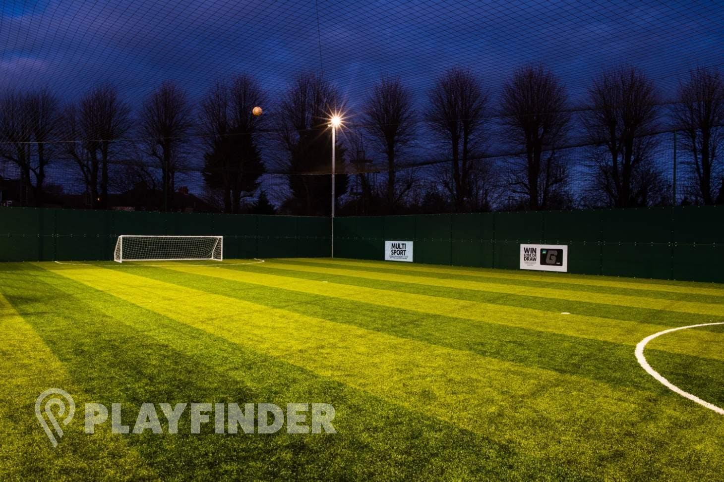 Powerleague Enfield 5 a side | 3G Astroturf football pitch