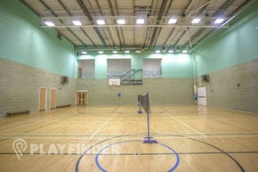 Sidcup Leisure Centre | Indoor Basketball Court